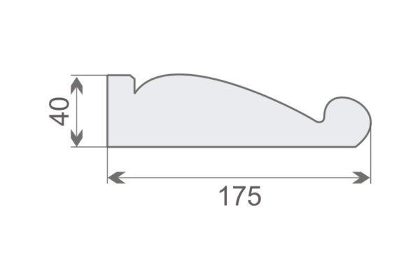 Wspornik elewacyjny WE2